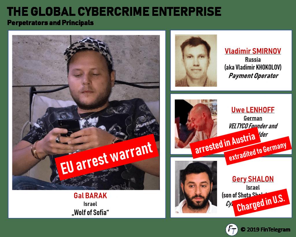 Gal Barak wanted in the EU