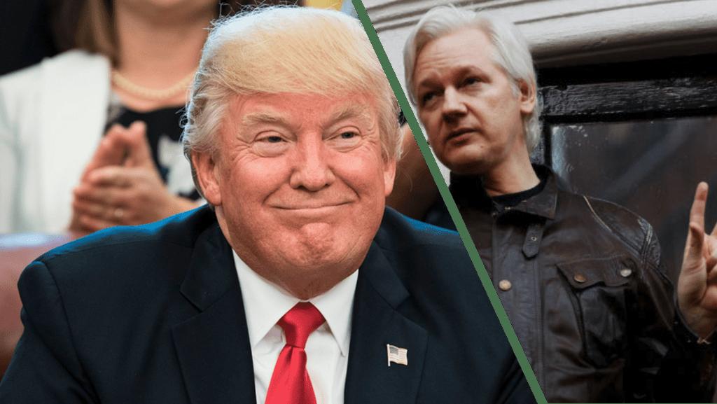 US court dismisses lawsuit against Trump Wikileaks and Assange