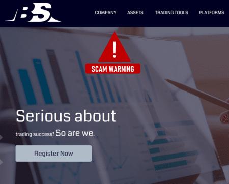BlueSave broker scam receives FCA warning