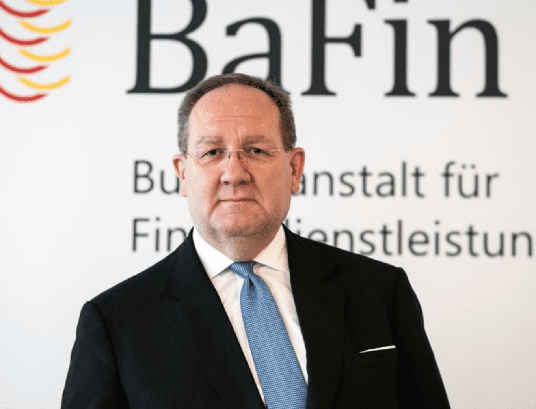 Felix Hufeld BaFin President