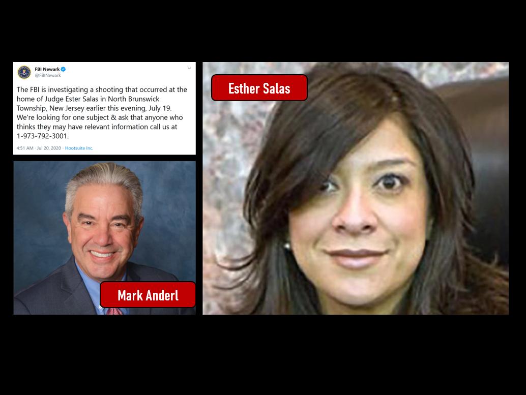 US judge Ester Salas' son killed in shooting attack