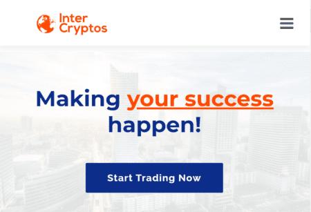 FCA and FMA warn against InterCryptos broker scam