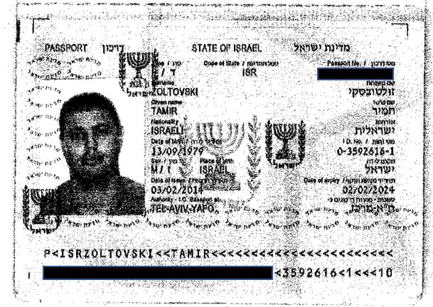 Israeli fintech entrepreneur Tamir Zoltovsky