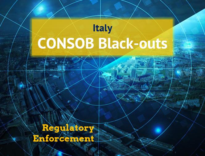 CONSOB terminates scam websites