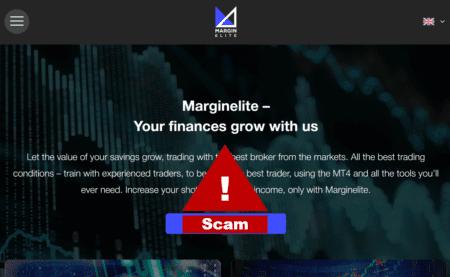 FCA issues investor warning against MarginElite broker scam