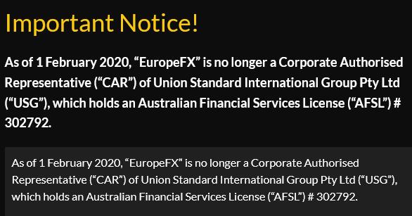 Maxigrid operated via Maxi EFX the Australian EuropeFX brand