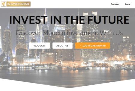 KJ Invest Capital crypto scam