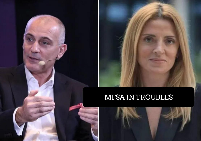 MFSA in troubles