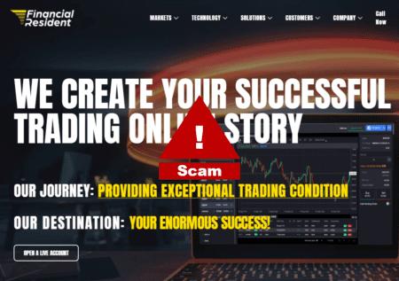 investor alert financial resident broker scam