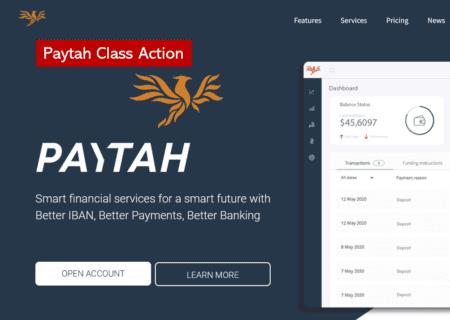 EFRI Class Action Campaign against Paytah