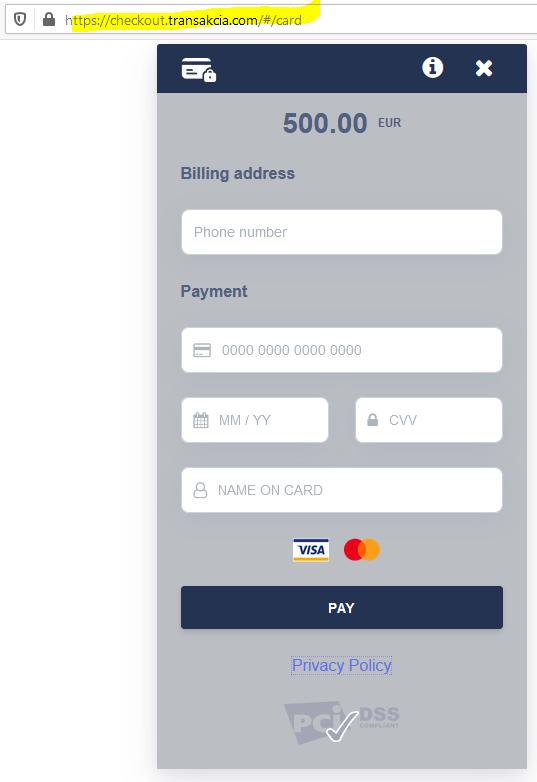 Xfinances uses new payment processor Transakcia