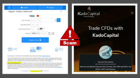 KadoCapital facilitated by Praxis Cashier