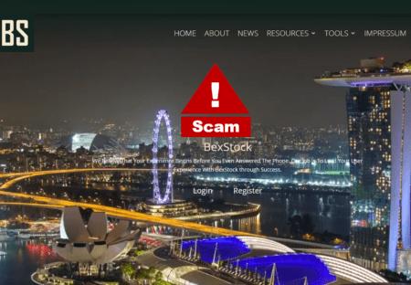 BaFin warns against BexStock broker scam
