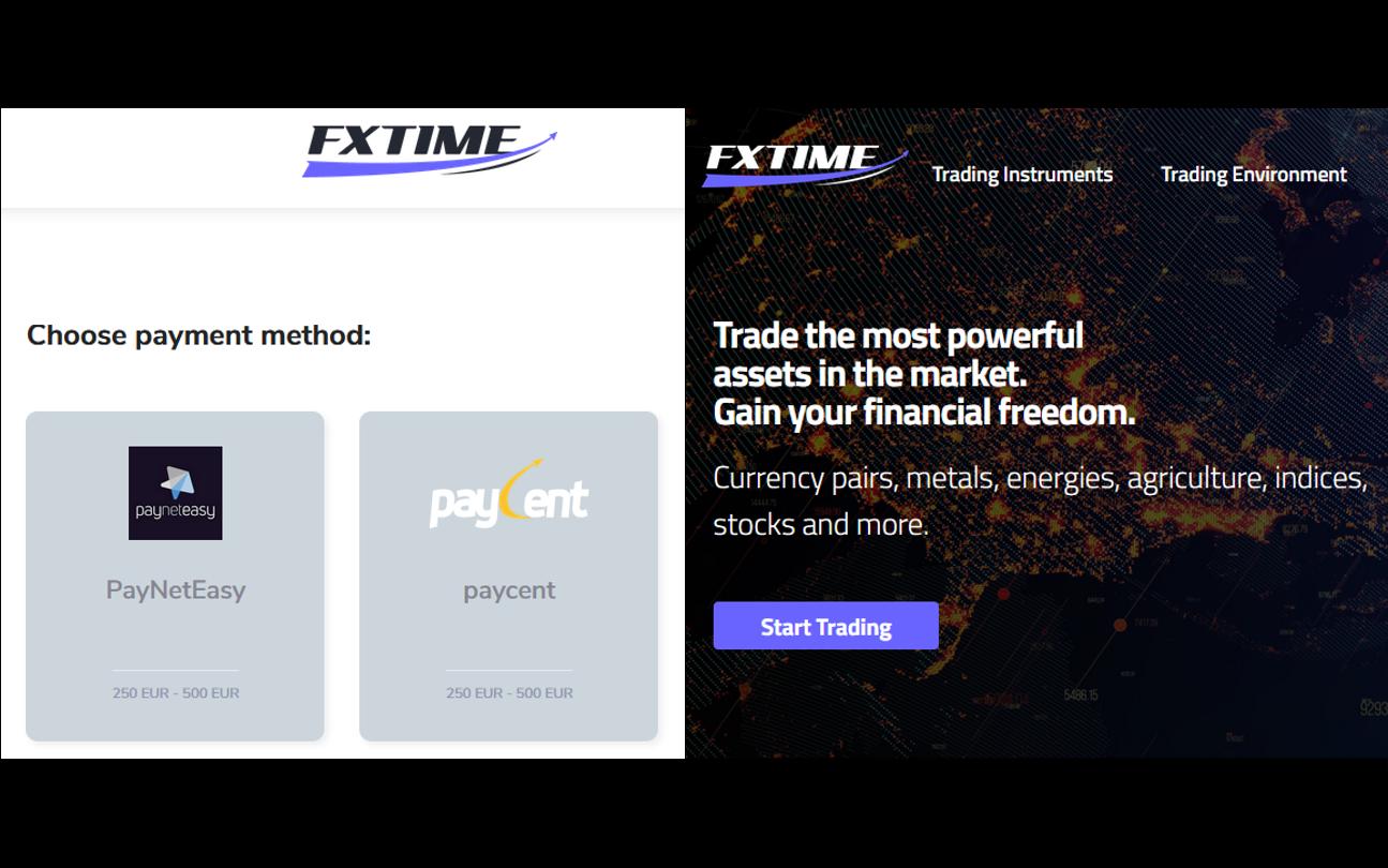 FMA warns against FXTime broker scam