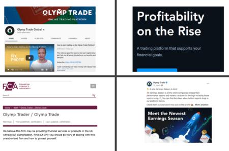 Investor warning OlympTrader and OlympTrader