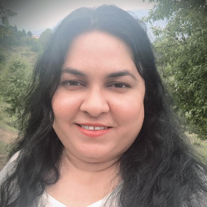 Former Mrs iPayTotal Ruchi Rathor