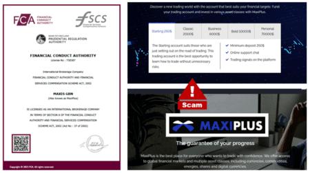 Investor warning MaxiPlus faking Maxis GBN