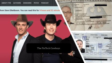 Rudolf Booker and the Payvisoin FinTech Cowboys