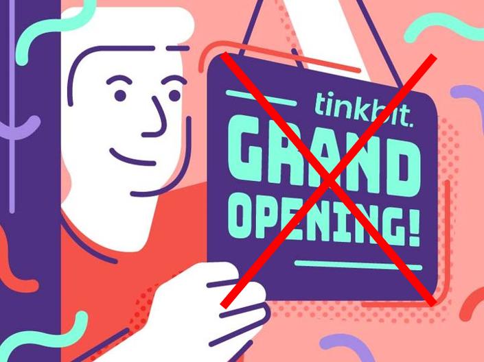 Estonian crypto payment processor tinkbit offline