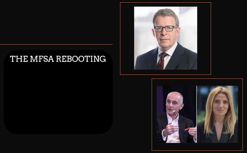 MFSA rebooting with Jospeph Gavin