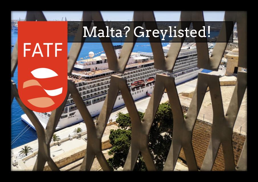 Greylisted Malta and its disgraced regulators