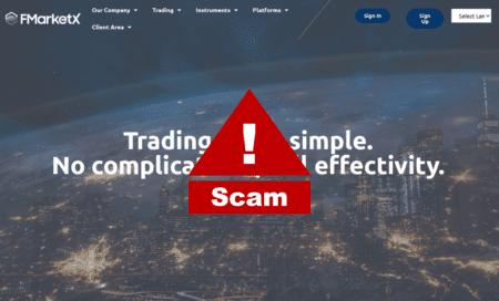 investor warning FMarketX
