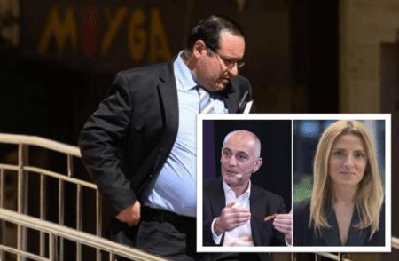 Maltese assistand police chief Ian Abdialla suspended