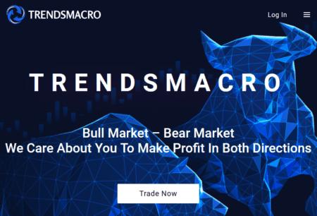 investor warning against Trendsmacro scam