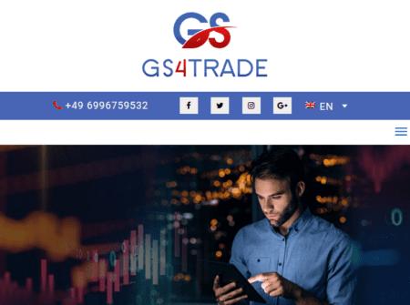 FCA warns against GS4Trade broker scam