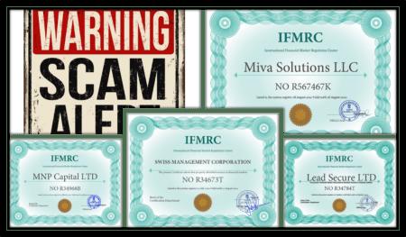 IFMRC is not a regulator