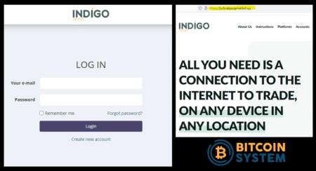 investor warning against Indigo Capitals