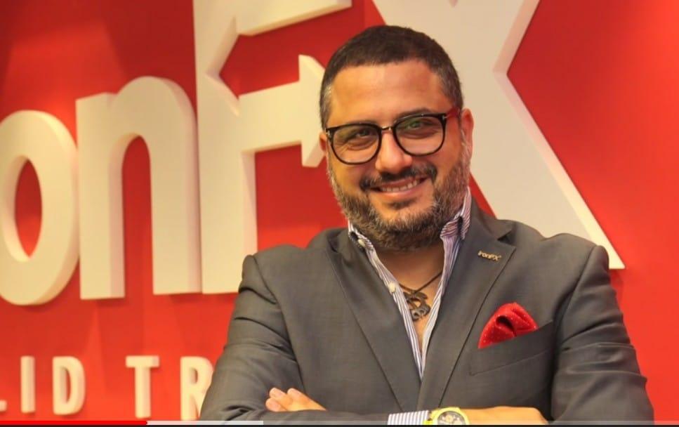 IronFX founder and CEO Markos Andreas Kashiouris