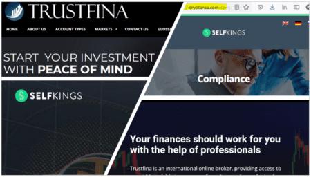 investor warning against SelfKings