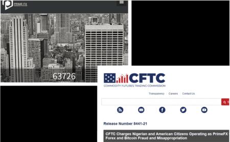 CFTC files complaint against PrimeFX